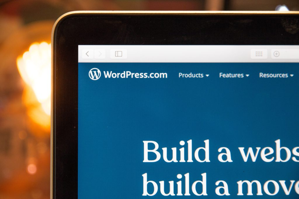 How To Create a WordPress Website For Free - Header